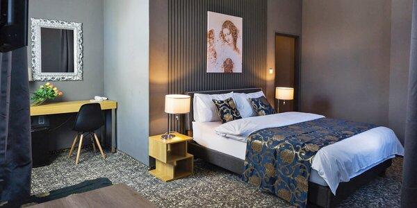 Pobyt v designovém hotelu v Mariánkách s wellness