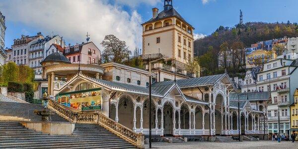 Pobyt na Karlovarsku: jídlo, výlety i wellness