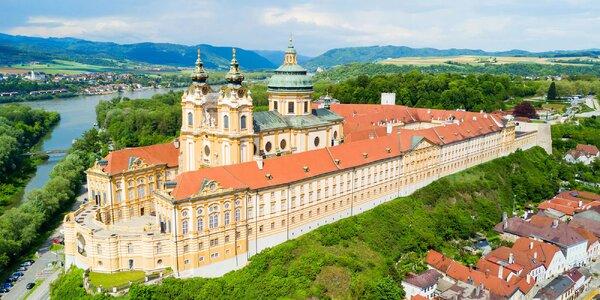 Zájezd do údolí Wachau a plavba po Dunaji