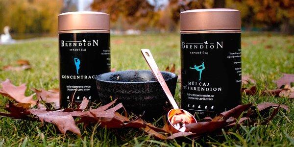 Nechte si namíchat čaj na míru z až 24 složek