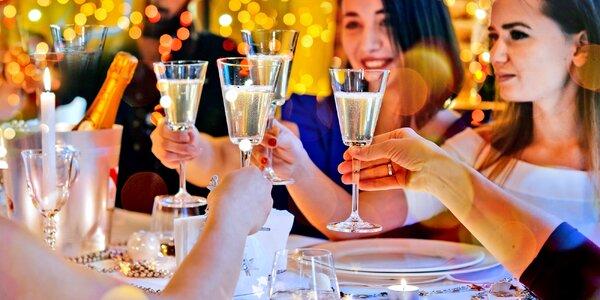 Silvestr v Posázaví: nové wellness, párty i strava