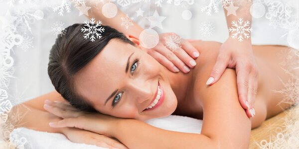 Dopolední hodinová masáž výběr z 5 druhů