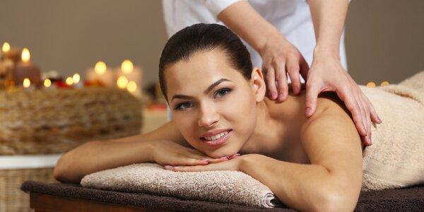 Uvolnění před svátky: hodinová masáž podle výběru