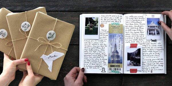 Cestovní deník Vianoto: Záznam zážitků i plánování