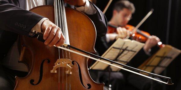 Vánoční koncert s komorním orchestrem BSOP