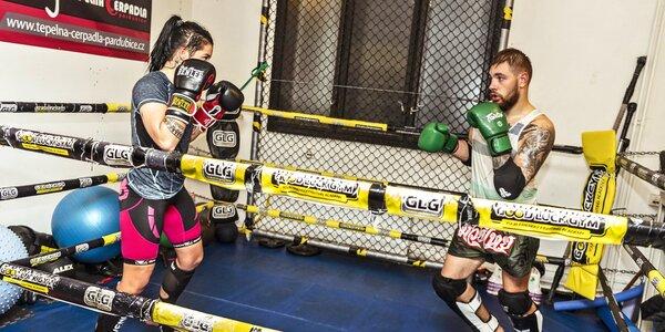 Členství v Good Luck Gym: lekce boxu i MMA