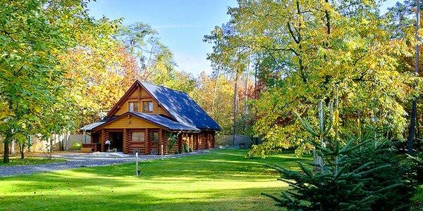 Lesní bungalov či srubový dům v Kersku