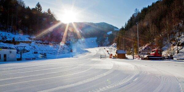 Ve všední dny na lyže: skipas do slovenského areálu