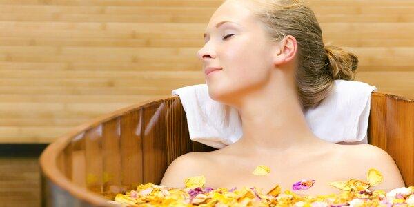 Soukromý relax: pivní nebo vinná koupel pro dva