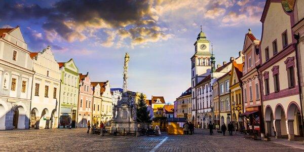 Jaro v Třeboni: penzion pro 2–4 osoby, bazén