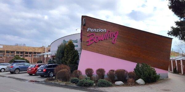 Pobyt v centru Liptovského Mikuláše vč. bowlingu