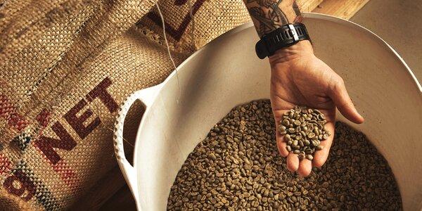 Exkurze do pražírny kávy: výklad, ukázky i dárek