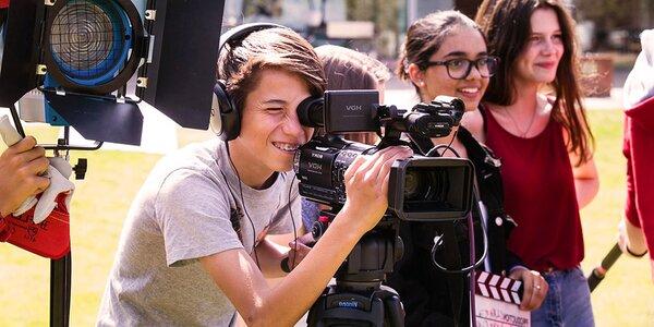 Staň se YouTuberem: půldenní workshop pro mladé