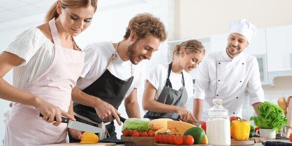Pestrá nabídka kurzů vaření od ledna do března