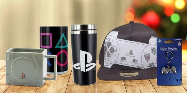 Sony Playstation: licencované dárky pro hráče