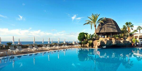 Gran Canaria: 4* hotel přímo u moře s all inclusive
