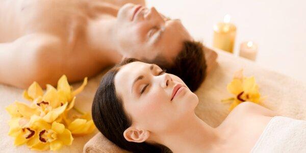 Kompletní relax s masáží i kosmetikou dle výběru