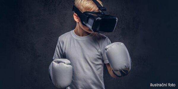 Virtuální box a další hry pro 1 i 2 hráče