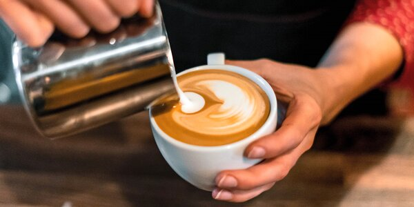 Baristický kurz pro milovníky kávy a latte artu