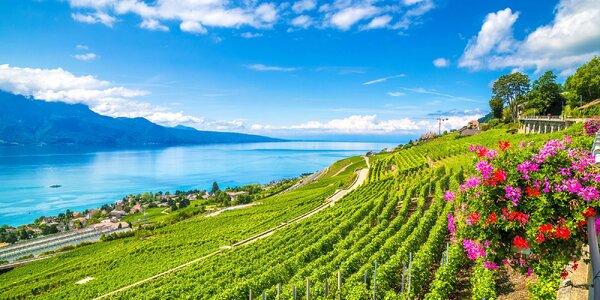 Poznávací zájezd: Ženeva a Savojské Alpy, 2 noci