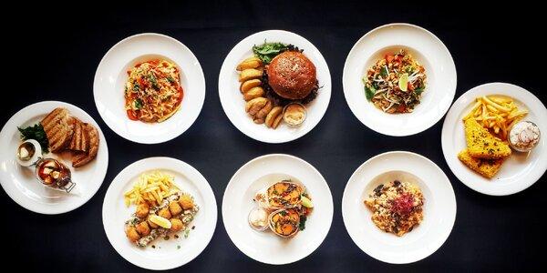 Otevřené vouchery do veganského bistra na Stodůlkách