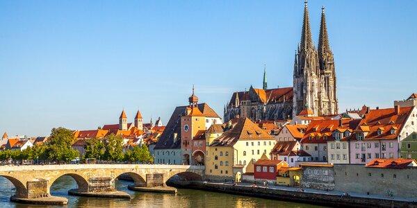 Výlet na zámek Neuschwanstein a do Regensburgu