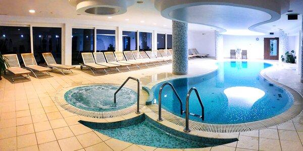 Wellness pobyt ve 4* hotelu kousek od Budapešti