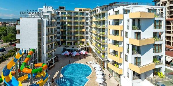 Slunečné pobřeží: 8 dní s all inclusive ve 4* hotelu