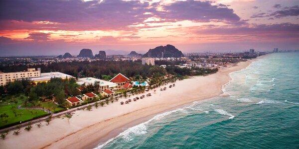 4* Centara Sandy Beach Resort s polopenzí
