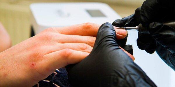 Pánská manikúra: 1 až 3 ošetření vč. masáže rukou