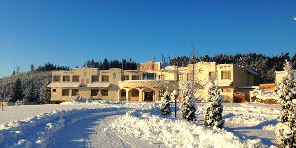 Zimní odpočinek v Šiklově mlýně: pobyt s polopenzí