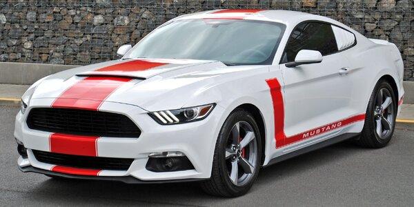 Zapůjčení Fordu Mustang na 30 min. až 24 hod.