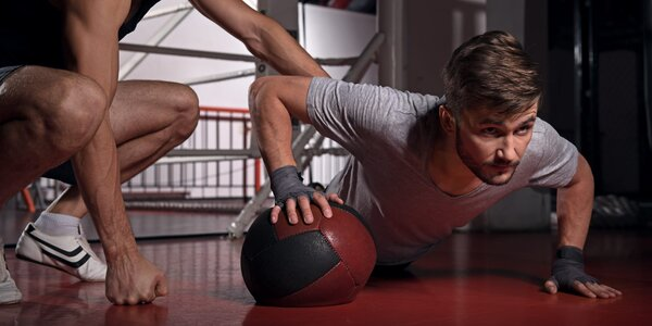 Trénink s osobním trenérem vč. vstupu fitness