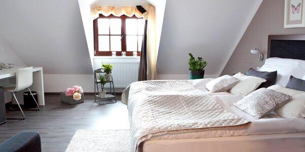 Hotel Koruna: zámecká romantika s wellness