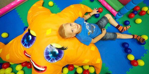 Pohádkové lázně: celodenní vstup pro dítě a rodiče