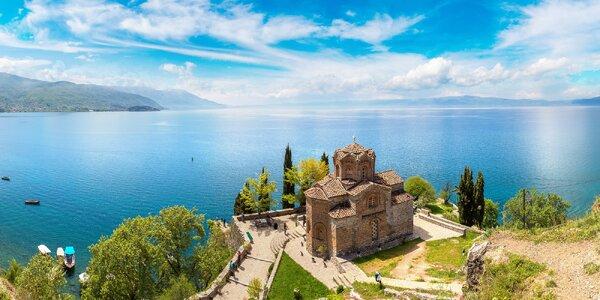 Severní Makedonie: doprava, ubytování i program