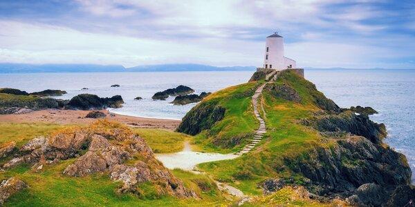 Putování po Anglii a Walesu: 7denní zájezd