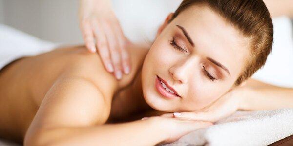 Zážitkové masáže dle výběru v Kolíně