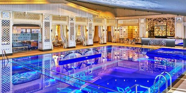 Luxusní odpočinek v Tatrách vč. wellness relaxace
