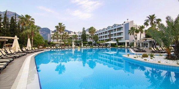 Hory i pláže u letoviska Kemer: 4* hotel, all inclusive