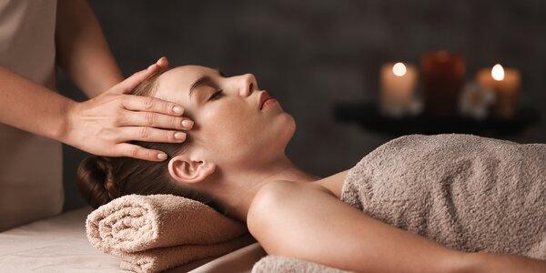 Celotělová orientální masáž i detoxikační balíček