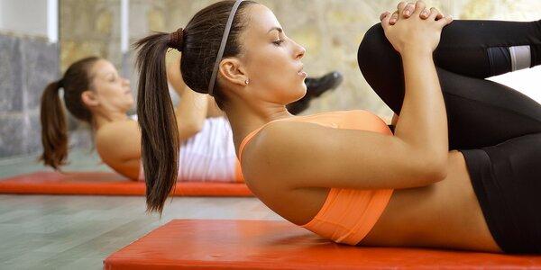 4× skupinové cvičení šetrné k vašim kloubům