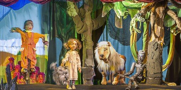Loutkové představení Čaroděj ze země Oz