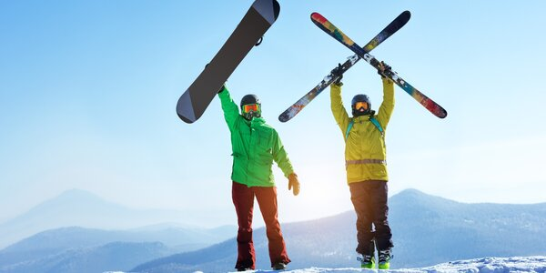 Na sníh bez obav: servis lyží nebo snowboardu