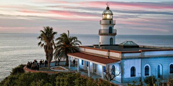 Španělsko, Costa del Maresme: 7 nocí s polopenzí