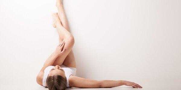 1, 3 či 5 lymfatických masáží se zábalem ze skořice