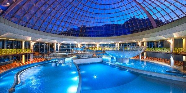 Relax ve Slovinsku: polopenze, termální bazény