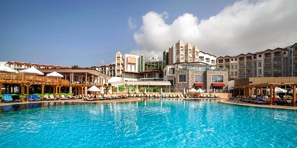 Turecký klenot Side: 5* resort s all inclusive