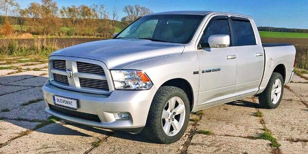 Spolujízda, řízení i zapůjčení Dodge RAM 1500