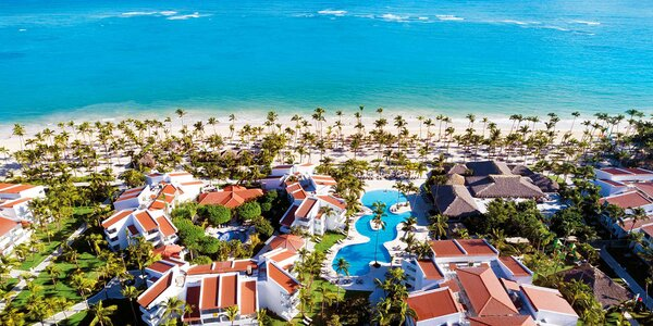 5* Occidental Punta Cana s all inclusive